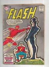Flash #151 The Shade, Barry Allen, Jay Garrick, 4.0 Vg, 1965, Dc