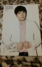 Super junuor kangin smart exhibition OFFICIAL Postcard Kpop K-pop