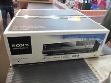SONY CDPCE500 CDP-CE500 5-Disc CD Changer NEW FREE SHIPPING