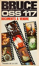 Documents à vendre // OSS 117 // 42 NS // Jean BRUCE