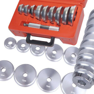11pc Bearing and Race Seal Driver Press Insert Seal Bearing Tool
