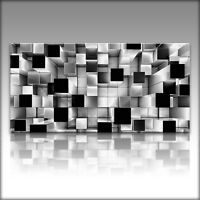 VnArtist / LEINWAND KUNSTDRUCK XXL Bilder Modern Abstrakt 4837