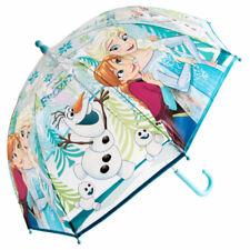 Disney Frozen Children's See-Through Dome Umbrella