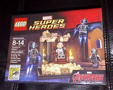 SDCC 2015 LEGO EXCLUSIVE MARVEL AVENGERS THRONE OF ULTRON RAFFLE WINNER RARE