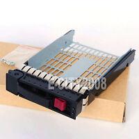 "3.5"" SATA SAS hdd Tray Caddy for HP ProLiant DL120 G7 3.5 Inch Hot-Swap NEW"