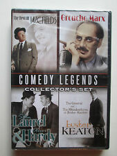 Comedy Legends Collector's Set (Dvd, 2009) Brand New (Region 1 Ntsc)