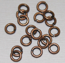 200 pcs of Antiqued Copper Plated Jumpring 5mm