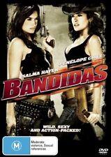 BANDIDAS Salma Hayek / Penelope Cruz DVD R4
