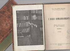mons.dott.toth tihamer -professore universita' budapest - opera completa 5 tomi