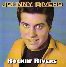 JOHNNY RIVERS - Rockin' Rivers - Pre Imperial CD