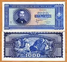 Romania, 1000 (1,000) Lei, 1950, P-87, aUNC