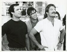 JOE PENNY PERRY KING THOM BRAY RIPTIDE PORTRAIT ORIGINAL 1984 NBC TV PHOTO