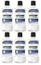 Listerine Advanced White Mundspülung 6 x 500ml NEU