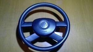 VOLANTE VW TOURAN COMPLETO DI AIRBAG ANNO 2005 ORIGINALE.