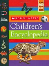 Scholastic Childrens Encyclopedia by Inc Scholastic, Scholastic