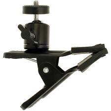 """Support de Montage Tête a Rotule Pince Vis 1/4"""" pour Camera SLR DSLR Compacte"""
