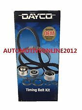DAYCO TIMING BELT KIT for FORD FOCUS 1.8 2.0 4CYL 16V LR ST170 EYDE EDDC ZH20EST