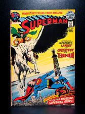 COMICS: DC: Superman #249 (1972), 1st Terra Man/Nova app - RARE