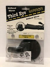 THIRD Eye Bar End Mirror.  BRAND NEW IN PACKAGE Free Shipping