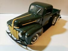 Danbury Mint Ford Pick Up Truck 1942 1:24 Scale Die Cast