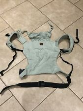 Happy Baby Carrier Linen Olive Green