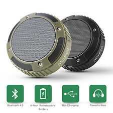 Outdoor Mindkoo Bluetooth Audio Speaker Bass Handfree For iPhone 6S Samsung S5