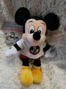 2000 Park Mickey Mouse CLUB Disneyworld mbbp bean bag plush