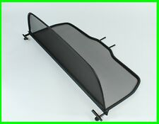 FORD FOCUS CONVERTIBLE | Wind Deflector | Black Mesh | NEW | Easy Fit