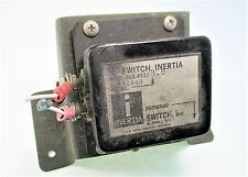 Aircraft Part Inertia Switch 3LO-453/3.0 With Mounting Base
