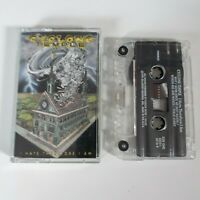 CYCLONE TEMPLE I HATE THEREFORE I AM CASSETTE TAPE COMBAT RELATIVITY USA 1991