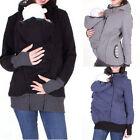 Baby carrier hoodie Kangaroo coat/jacket MOM and BABY, Casual babywearing fleece