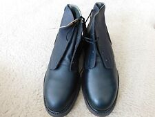 US MILITARY CHUKKA ELECTRICAL HAZARD PROTECTION W/ STEEL TOES BOOTS SIZE 7XW NEW