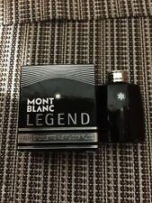 MONT BLANC LEGEND  4,5ml Splash For Men