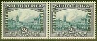 Afrique Du Sud 1938 2d Bleu & Violette SG015 V.F Très Légèrement MTD Mint
