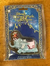 Disneyland Die cast DUMBO Fantasyland Attractions Collection MIB Vehicle