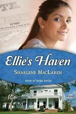 Ellie's Haven by Sharlene MacLaren (English) Paperback Book