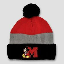 5bfe4e472cfe69 Disney Mickey Mouse Beanie Hats for Boys for sale | eBay