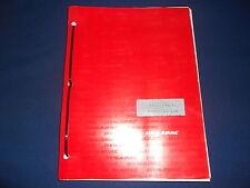 Dynapac Cc 50a Cc 50 Cc 50s Asphalt Roller Parts Book Manual