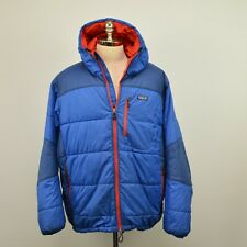 PATAGONIA Men's DAS PARKA Synthetic Insulated Jacket / Blue XL