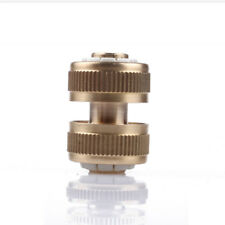 12mm Garden Lawn Water Hose Pipe Joiner Mender Repairer Fitting Connector 12mm