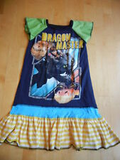 Upcycled How to Train Dragon Master knit dress, Spring Summer School, 6 7