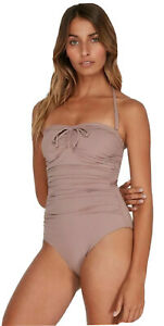 Billabong Sol Searcher Underwire One Piece Swimsuit. Size 8. NWT, RRP $99.99.