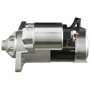Starter Motor Fit Suzuki Baleno Sierra Swift Vitara G13A G16A G16B 1.3L 1.5L 1.6