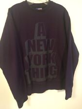 ANYthing sweater. Purple, Medium. Supreme, Stussy, deep. Excellent cond.