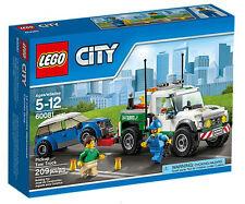 Lego® City 60081 Pickup-abschleppwagen Mit Auto / Pickup Tow Truck-dv