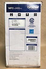Brother Color Inkjet AiO Printer Copy Scan Fax Auto Duplex WiFi MFC-J460DW NEW