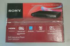 Sony DVP-SR510H Upscaling HDMI 1080p Full HD DVD Player with Remote Control
