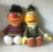 Burt And Ernie Sesame Street Plush Soft Toys