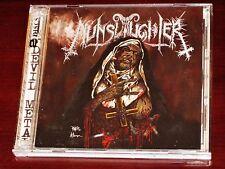 Nunslaughter: Demoslaughter 2 CD Set 2009 Hells Headbangers HELLS 032 NEW