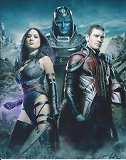 Olivia Munn Signed Autographed 8x10 Photo X-Men Apocalypse XMEN 2016 MOVIE